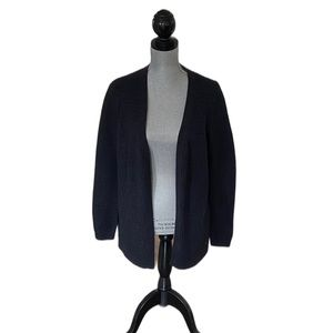 Northern Reflections Open Front Knit Cardigan